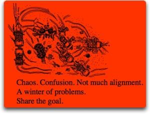 chaos confusion haiku 2