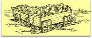 Defense wagon yellow 70