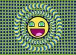 smiley spinner