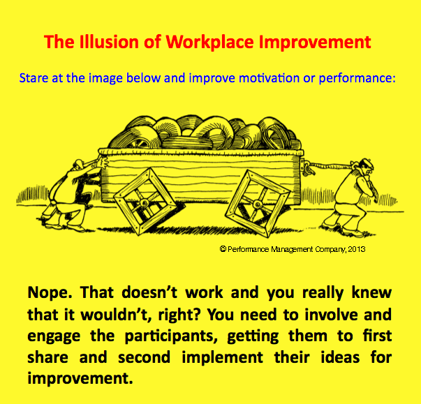 SWs One Illusion of Workplace Improvement