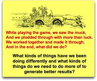 Dutchman Game Followup Mud 8