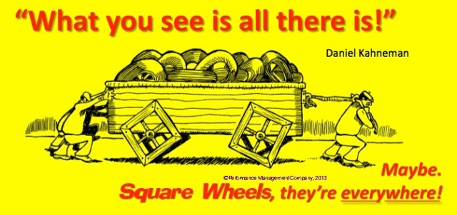 Square Wheels image of Daniel Kahneman