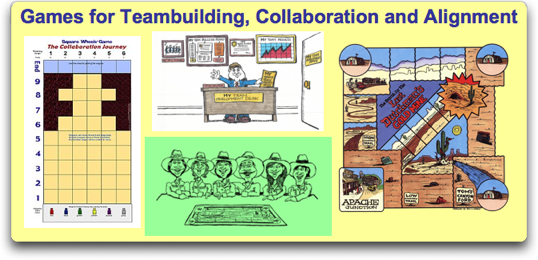 THE+Games for Teambuilding PMC Home Page icon 1