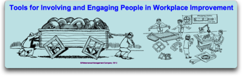 Tools for Involving and Engaging People