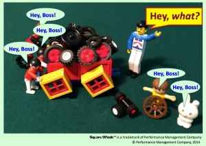 LEGO SWs One Boss Hey What © 80