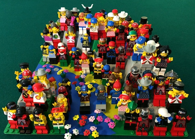 Square Wheels image of Lego Team