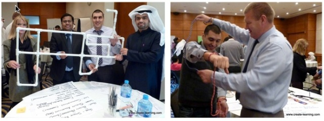 kuwait team building pictures