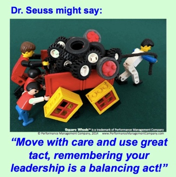 Dr. Seuss Square Wheels Lego poem image by Scott Simmerman