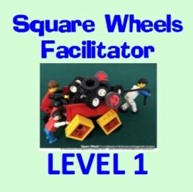 SWs LEVEL 1 LEGO Facilitator Badge