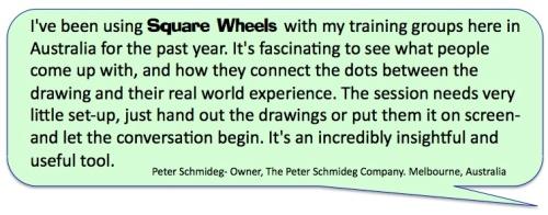 Square-Wheels-Testimonial bubble Schmideg 100